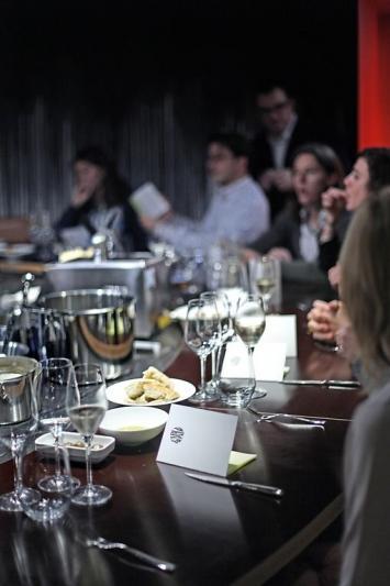 Table Ronde Les Chefs Se Donnent En Spectacle