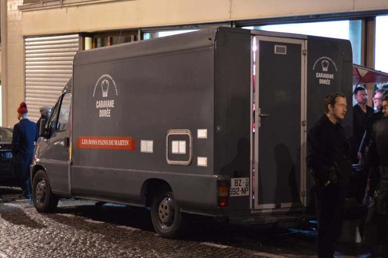 caravane dor e le nouveau food truck ambulant gourmand. Black Bedroom Furniture Sets. Home Design Ideas