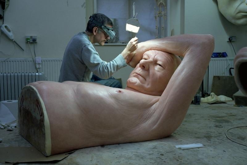 expo ron mueck paris