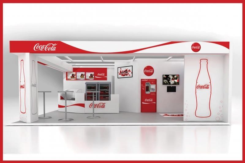 Coca cola store paris montparnasse