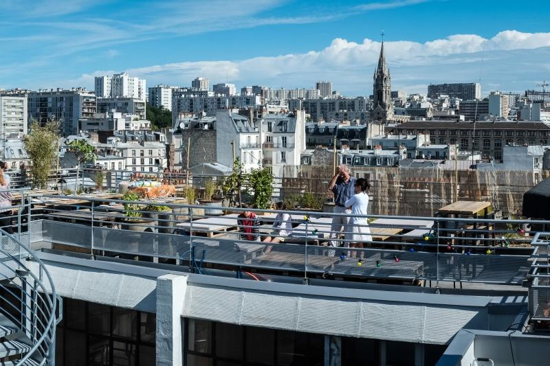 rooftop resto perchoir paris