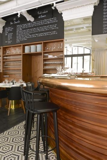 Lazare halte gourmande en gare parisienne - Restaurant gare saint lazare ...