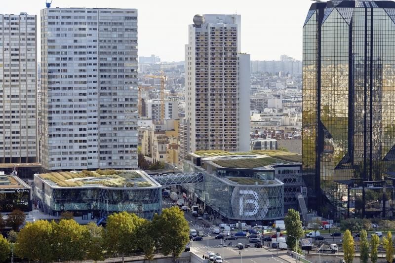 Beaugrenelle le centre commercial nouvelle g n ration - Rue linois 75015 paris ...