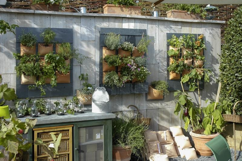 Jardins jardin le potager exp rimental en ville for Jardin potager de balcon