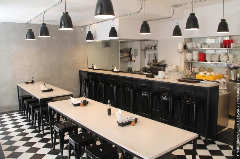 Sara le temple des soba - Restaurant japonais paris cuisine devant vous ...