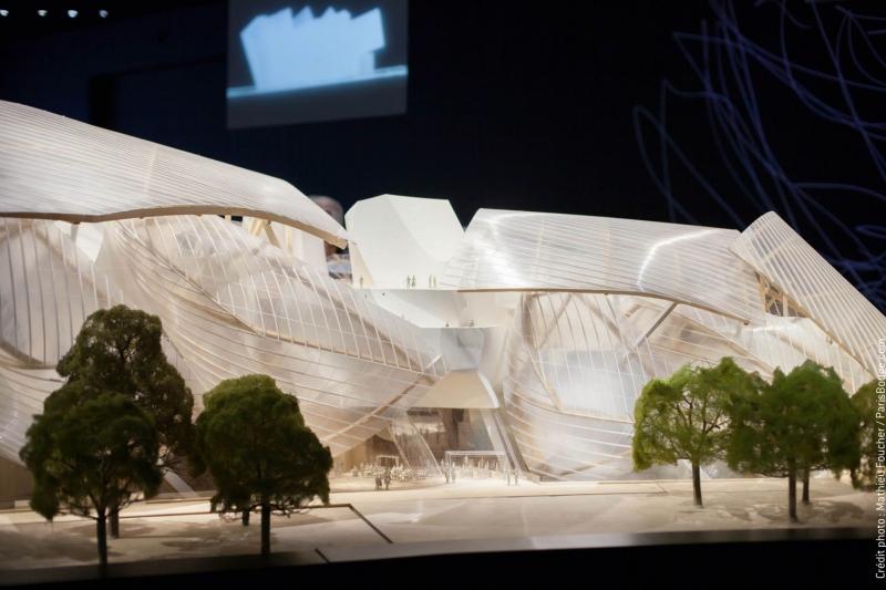 Fondation Louis Vuitton  séduire par lart ~ Grand Hotel Bois De Boulogne