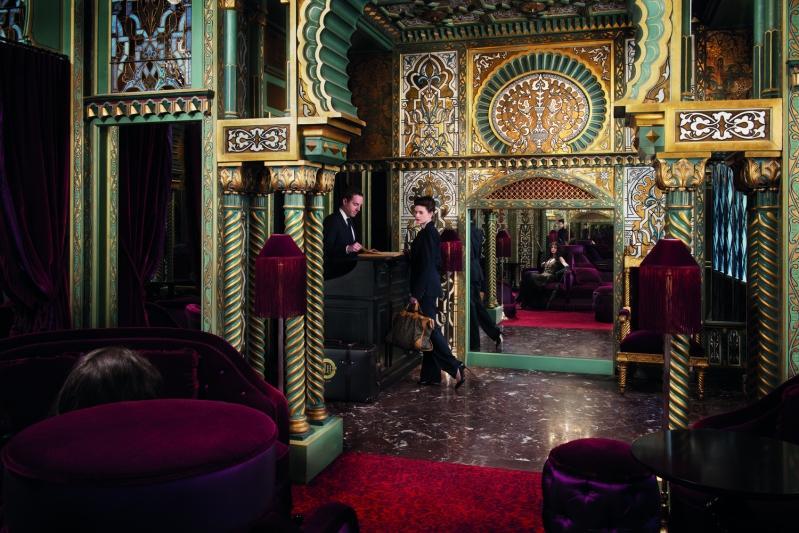 La maison souquet nouvel crin d 39 amour pigalle for Hotel design paris 9eme
