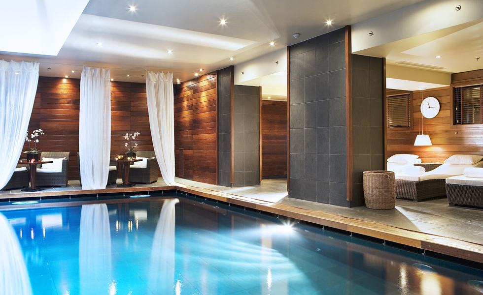 Top 5 des spas haut de gamme paris for Salon piscine paris