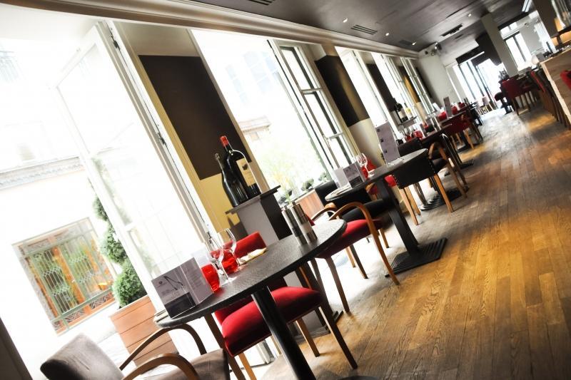 Restaurant Semi Gastro Paris