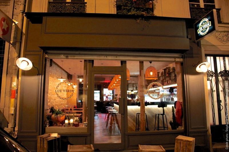 Luz Verde Restaurant Mexicain Paris