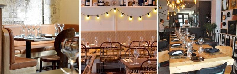 restaurants paris les coups de c ur 2014 de la r daction. Black Bedroom Furniture Sets. Home Design Ideas