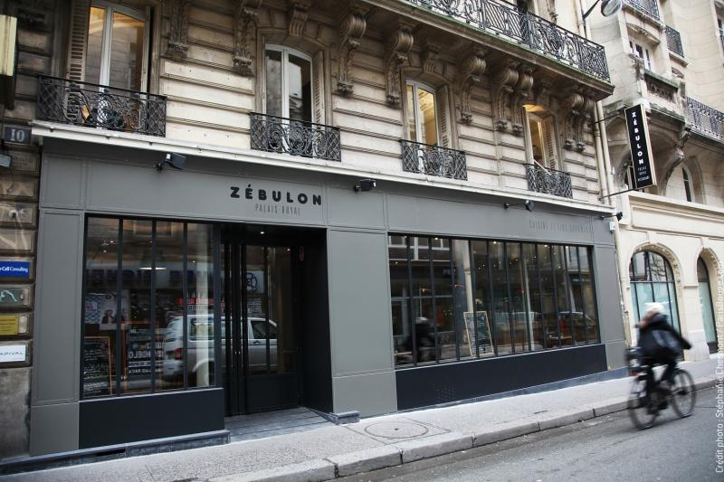 Restaurant Zebulon Paris Er