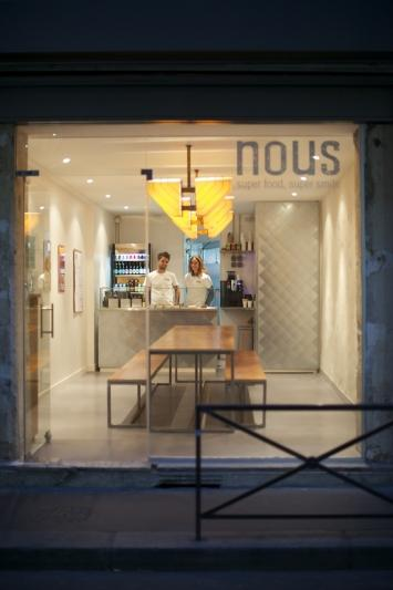 nous restaurant paris food veggie resto