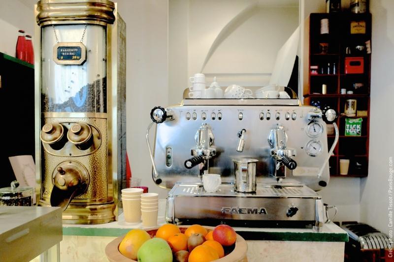 Ni Vu Ni Connu Un Coffee Shop Plein De Curiosites