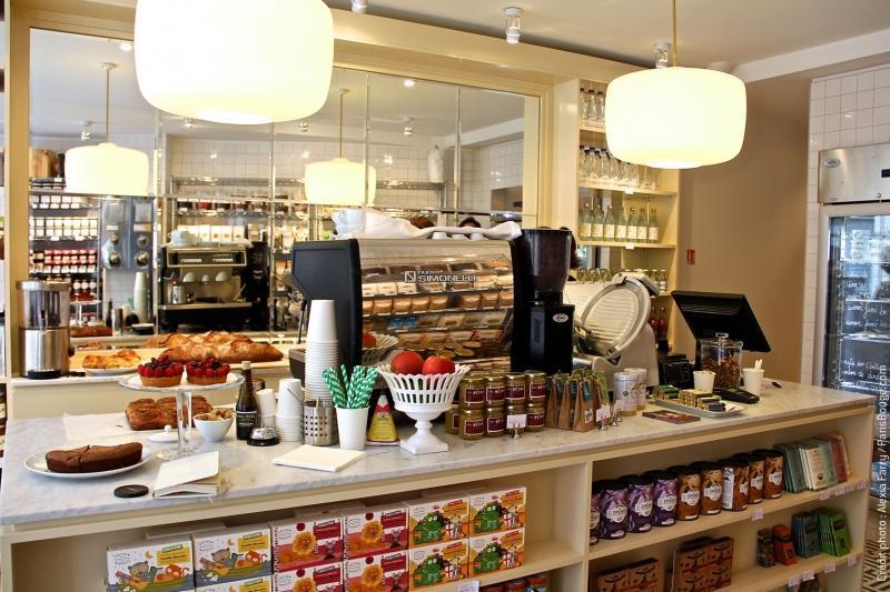 Restaurant Bio Italien Paris