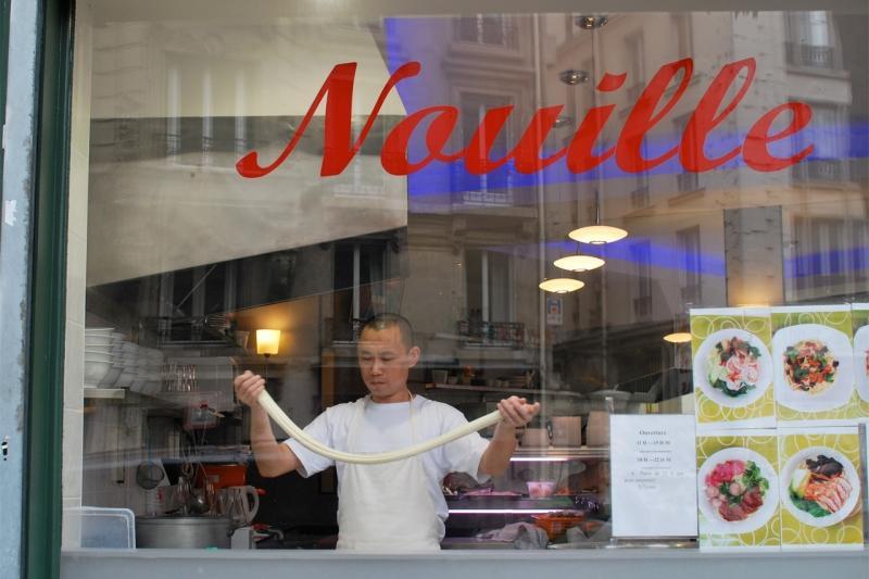 Restaurant Rue Godefroy Cavaignac
